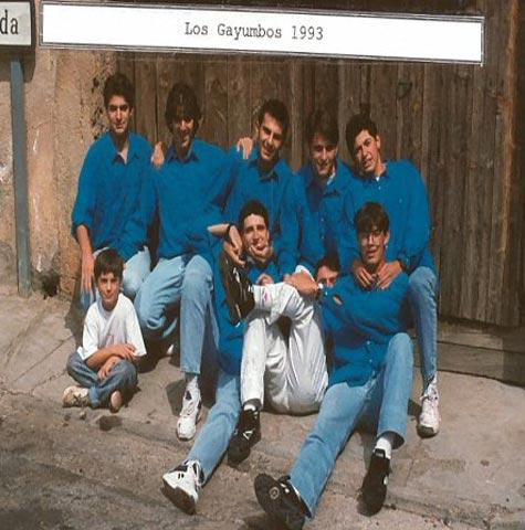 Los Gayumbos 1993