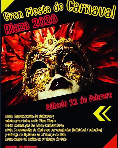 Carnaval Riaza