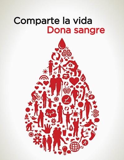 Dona Sangre<br> Comparte tu vida
