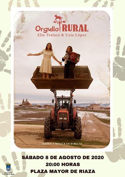 Orgullo RURAL<br> Elia Tralará & Uría López