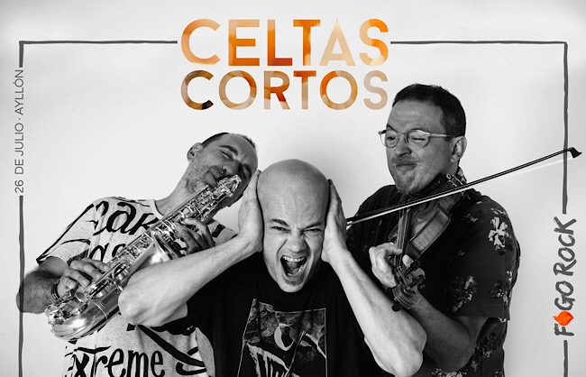 Fogo Rock confirma que Celtas Cortos actuará en la edición 2019