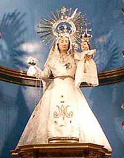 Novena Virgen del Manto