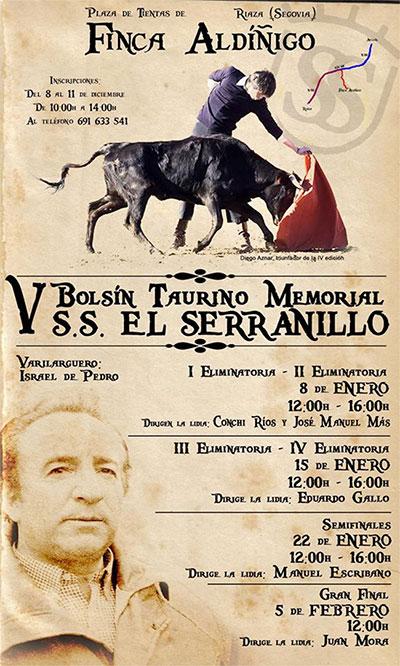 V Bolsín Taurino Memorial SS Serranillo<br>(Semifinales)