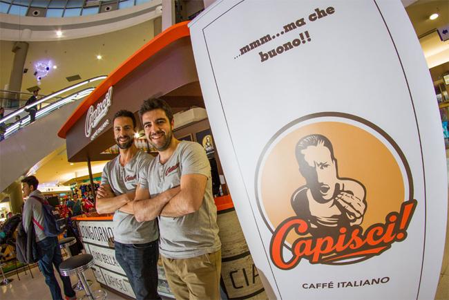 Plaza de Aluche ampl�a su oferta con Capisci Caff�