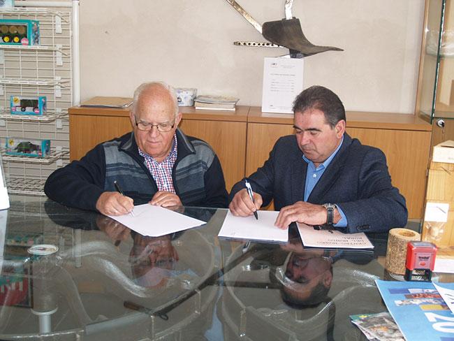 El Museo del Tractor se queda en la provincia de <h3 class='enlacePalabraNoticia' onclick='opcionBuscarActualidad('Segovia','')' >Segovia</h3>