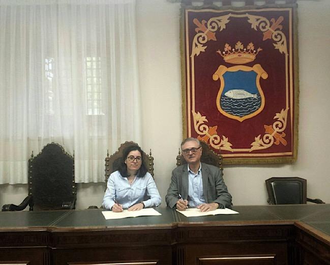 El Ayuntamiento de <h3 class='enlacePalabraNoticia' onclick='opcionBuscarActualidad('Riaza','')' >Riaza</h3> y Huercasa reafirman su acuerdo de colaboración con el Huercasa Country Festival