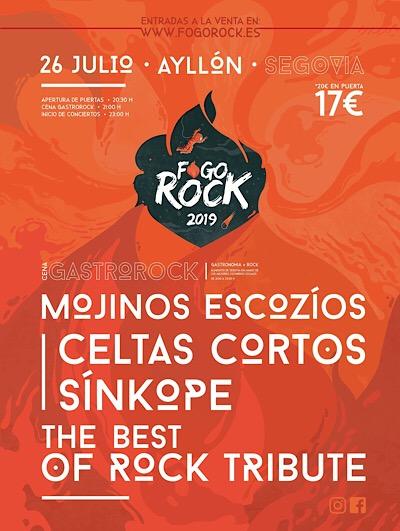 FogoRock 2019<br>(Ayllón)