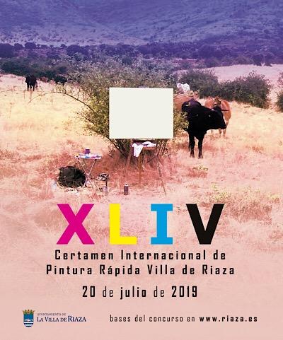 XLIV Certamen Internacional de Pintura Rápida Villa de Riaza