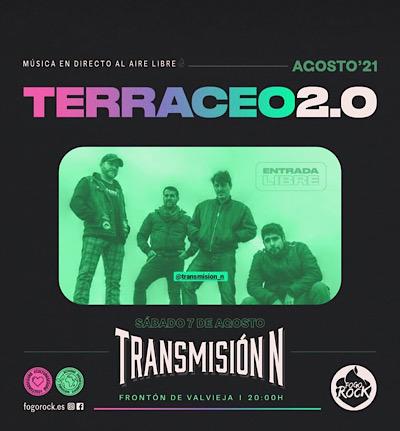 Terraceo 2.0 - Fogorock (Valvieja)