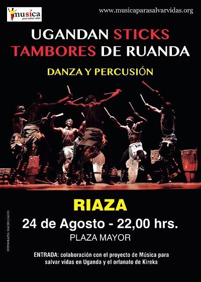 Danza y Percusión