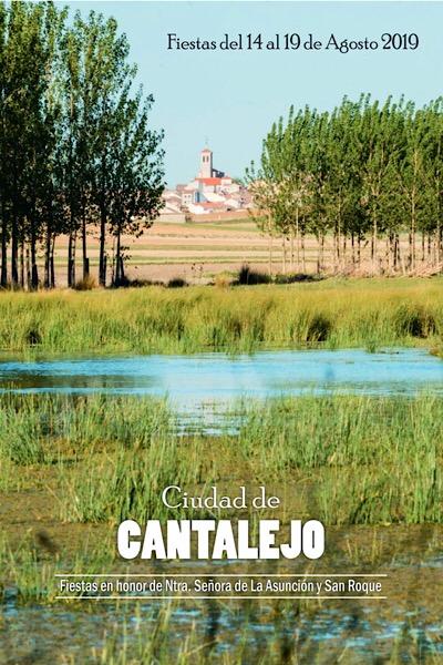 Fiestas Cantalejo