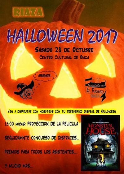 Fiesta Halloween (Asociación Cultural El Rasero)