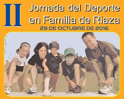 II Jornada del Deporte en Familia