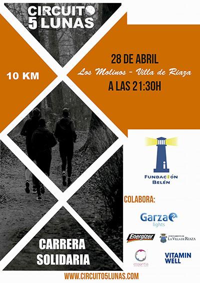 Los Molinos<br> Carrera Solidaria